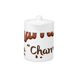 Marrakech Charming Destination Teapot