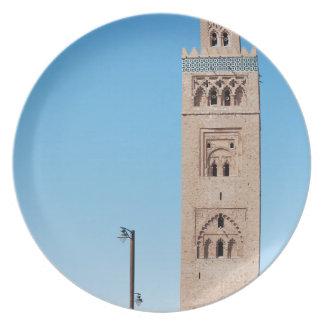 Marrakech Dinner Plate