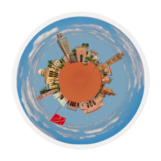 marrakech little planet morocco travel tourism lan edible frosting rounds