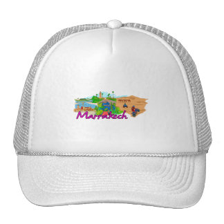 Marrakech - Morocco.png Hat