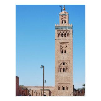 Marrakech Postcard