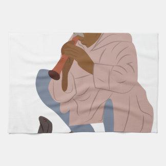 Marrakech Snake Charmer Towel