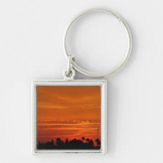 Marrakech Sunset Keychain/Keyring Keychain