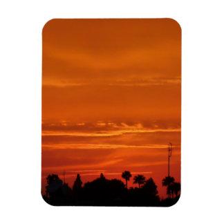 Marrakech Sunset Magnet
