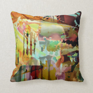 Marrakesh Arches Throw Pillow