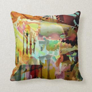 Marrakesh Arches Throw Pillow