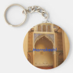 Marrakesh, Morocco Keychains