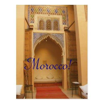 Marrakesh, Morocco Postcard