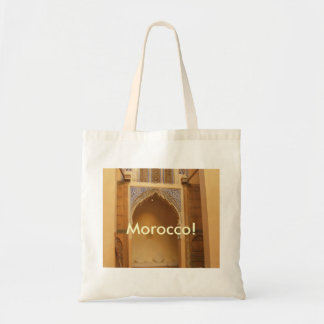 Marrakesh, Morocco Tote Bag