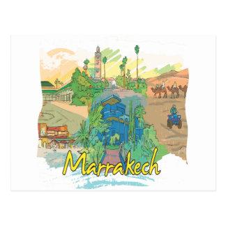 Marrakesh Postal