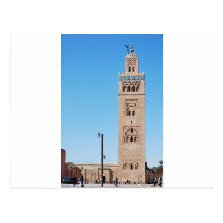Marrakesh Tarjeta Postal