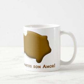 Marranitos son Amor (Marranitos are Love) Coffee Mug