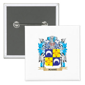 Marre Coat of Arms - Family Crest Button