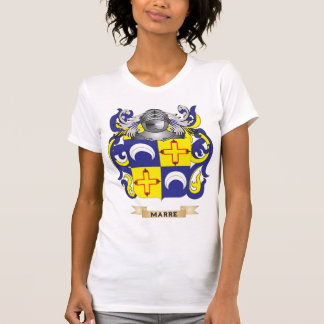 Marre Coat of Arms (Family Crest) Tshirts