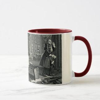 Marriage a La Mode by William Hogarth Mug