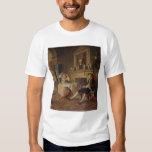 Marriage a la Mode:II- The Tete a Tete, c.1743 Shirt