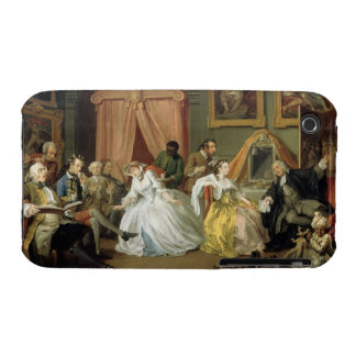 Marriage a la Mode: IV, The Toilette, c.1743 (oil iPhone 3 Covers
