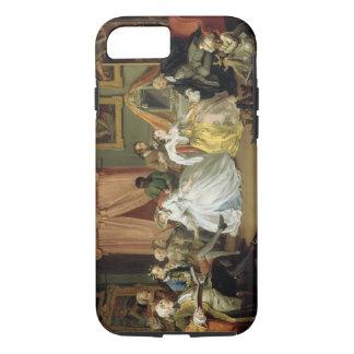 Marriage a la Mode: IV, The Toilette, c.1743 (oil iPhone 8/7 Case