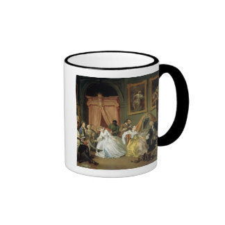 Marriage a la Mode: IV, The Toilette, c.1743 (oil Ringer Mug