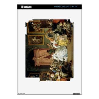 Marriage a la Mode: IV, The Toilette, c.1743 (oil Skins For iPad 3