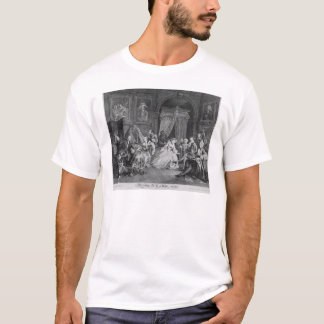 Marriage a la Mode, Plate IV, The Toilette, 1745 T-Shirt