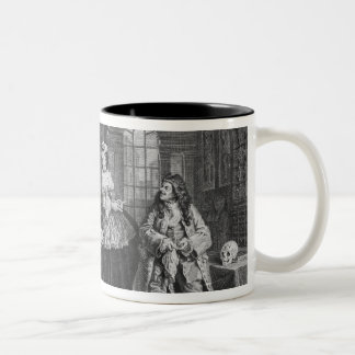 Marriage a la Mode Two-Tone Coffee Mug