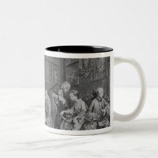 Marriage a la Mode Two-Tone Coffee Mug