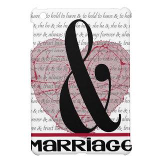 Marriage Ampersand Mini Case iPad Mini Case
