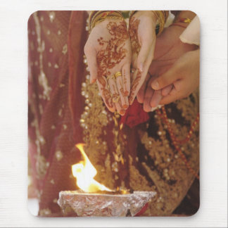 Marriage Ceremony Mousepad