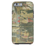 Marriage ceremony painted on cassone panel, Floren Tough iPhone 6 Case