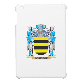 Marriage Coat of Arms - Family Crest iPad Mini Case