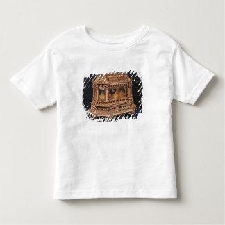 Marriage coffer, 1753 shirt
