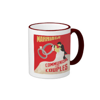 Marriage: Communism for Couples Coffee Mug