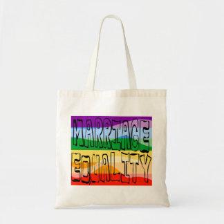 Marriage Equality Budget Tote Bag