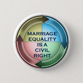 Marriage Equality Button