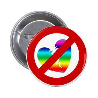 Marriage Equality Button - No Slogan