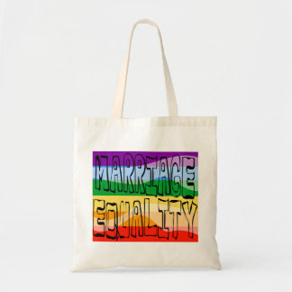 Marriage Equality Canvas Bag