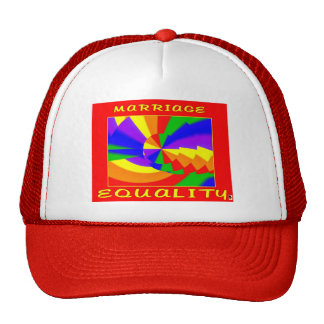 Marriage Equality Hat
