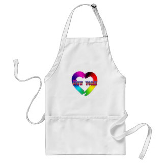 Marriage Equality in New York GBLT Design Apron