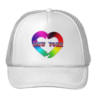 Marriage Equality in New York GBLT Design Hat