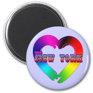 Marriage Equality in New York GBLT Design Magnets