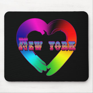 Marriage Equality in New York GBLT Design Mousepads