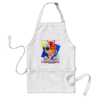 Marriage Equality Is Fabulous Adult Apron