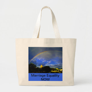 Marriage Equality Now bag