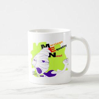 Marriage Equality Now! Classic White Coffee Mug