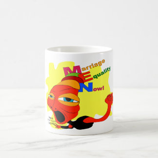Marriage Equality Now! Coffee Mug
