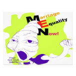 Marriage Equality Now! Personalized Invitation
