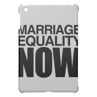 MARRIAGE EQUALITY NOW - png Cover For The iPad Mini