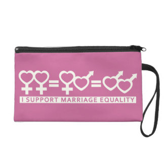 Marriage Equality / One Love custom accessory bags