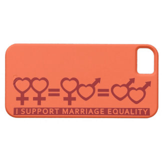 Marriage Equality / One Love custom iPhone case